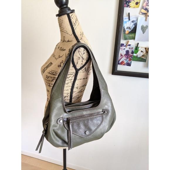 Vera Wang Handbags - Olive Green Bag | Vera Wang